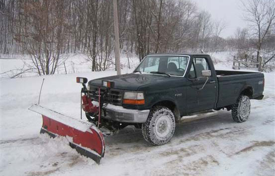 Cold Ford truck with engine stiction issues